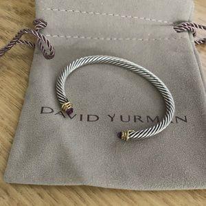DY Kids amethyst bracelet